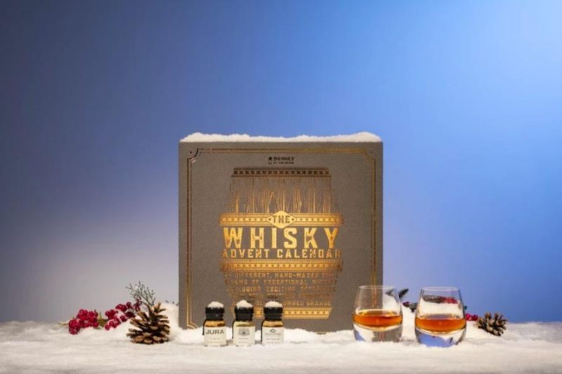 Whisky de Drinks by the Dram