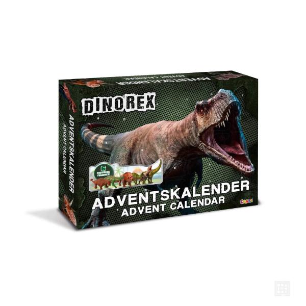 DINOREX Jouer Dinosaure Dino Figures