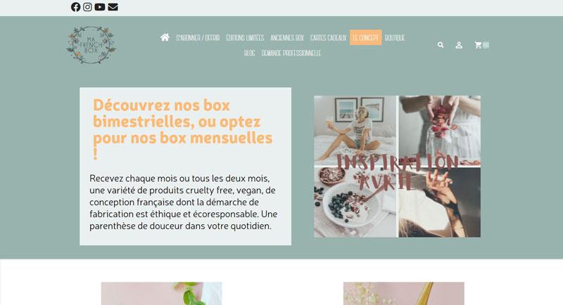 Ma French box