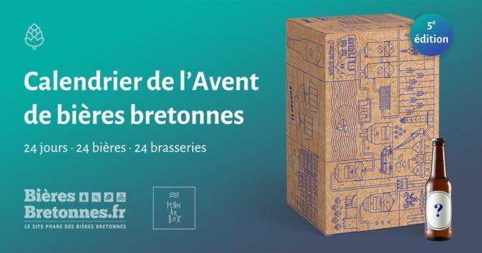 calendrier avent bieres bretonnes